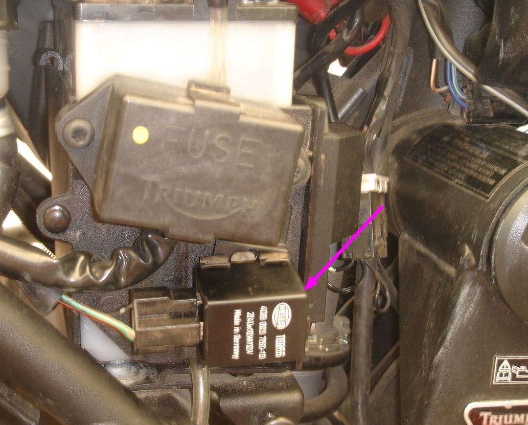 hight resolution of 2004 thunderbird sport turn signal relay repair