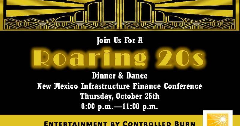 Roaring 20s Dinner and Dance: 10/26/2017