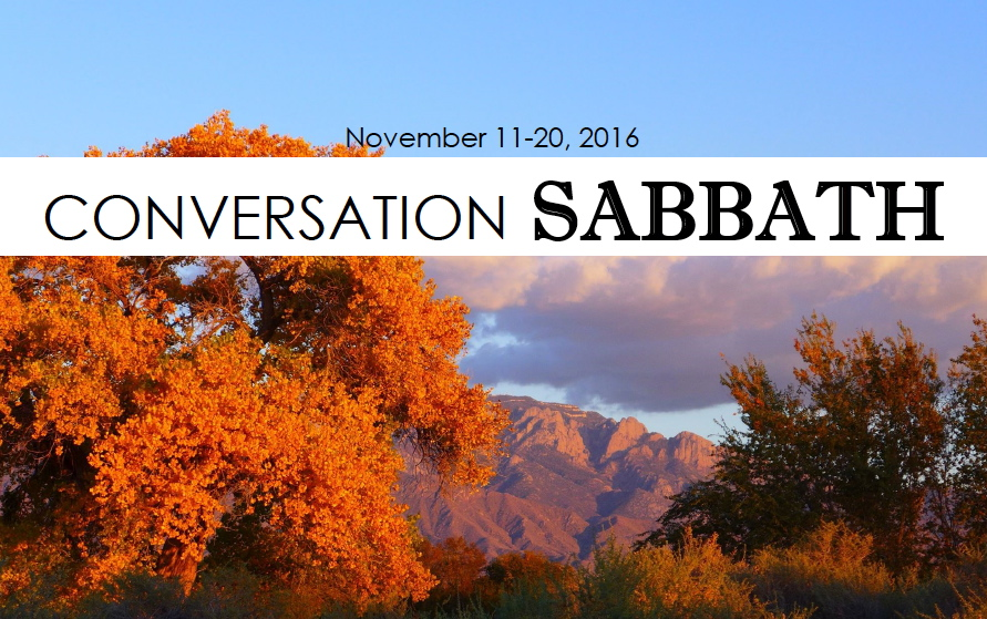 conversation sabbath