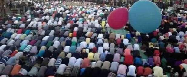 موعد صلاة عيد الأضحى 2018 في مدن ومحافظات مصر