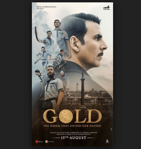 فيلم gold 2018
