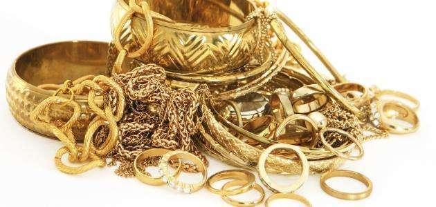 تفسير حلم ورؤية الذهب فى المنام لابن سيرين