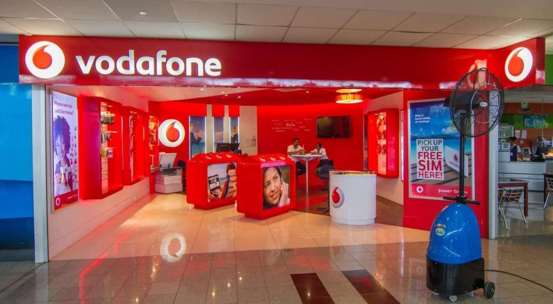 الدعم الفنى لشركة Vodafone