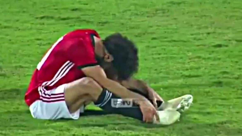 عاجل تعرف على إصابة محمد صلاح في مباراة مصر وسوازيلاند