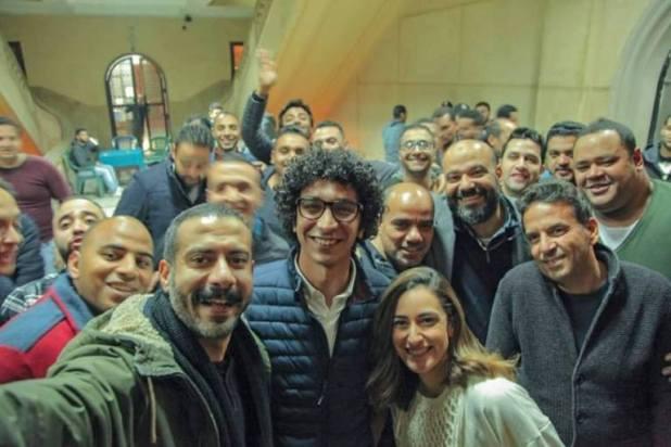 """مواعيد مسلسل """" قابيل """" رمضان 2019 ( محمد ممدوح ومحمد فراج وأمينة خليل )"""