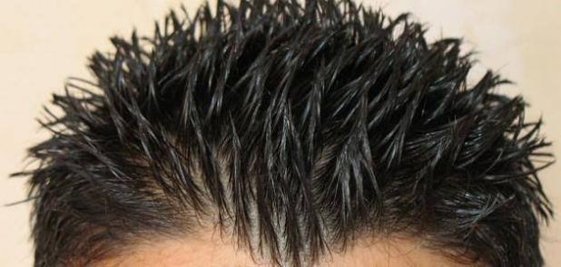 """تعرف على أضرار """"الچل"""" على الشعر"""