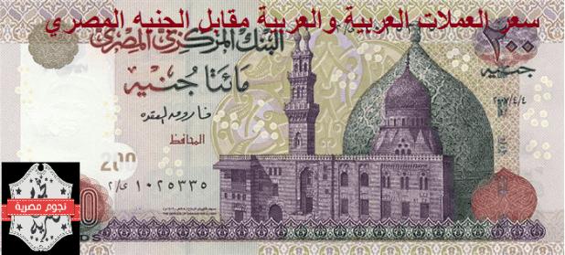 أسعار العملات العالمية والعربية اليوم 18 مايو 2019