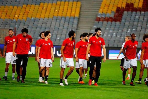 القائمة النهائية لمنتخب مصر في كأس الأمم الإفريقية