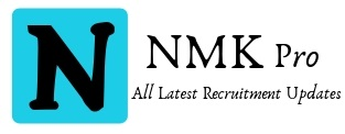 NMK - Latest Government Jobs All Over India !!