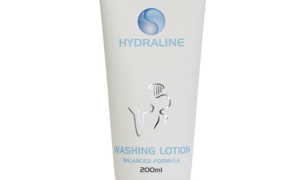 Flacon crème lavante Hydraline