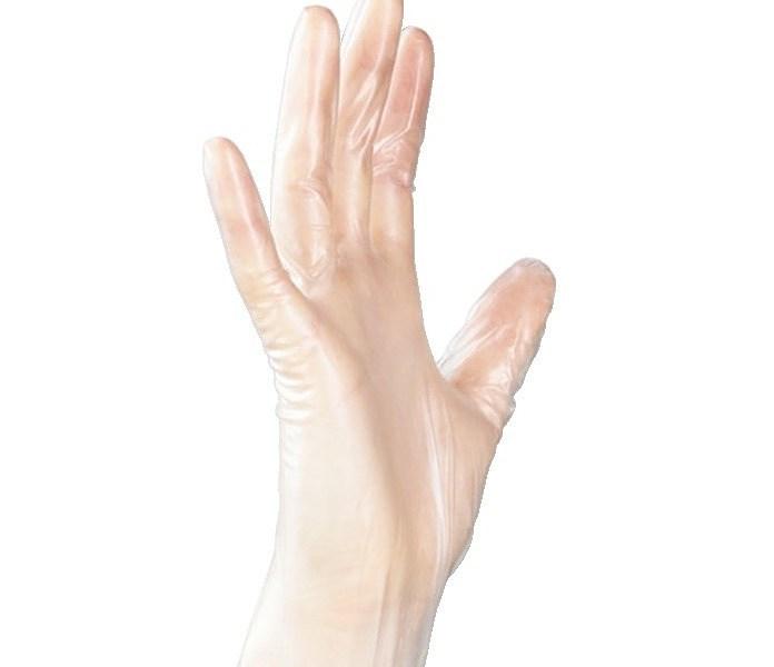 Gants vinyle Klinion protection caractéristiques