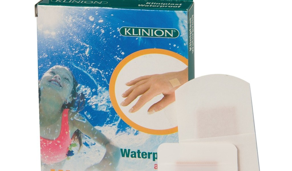 Pansement Kliniplast Waterproof présentation