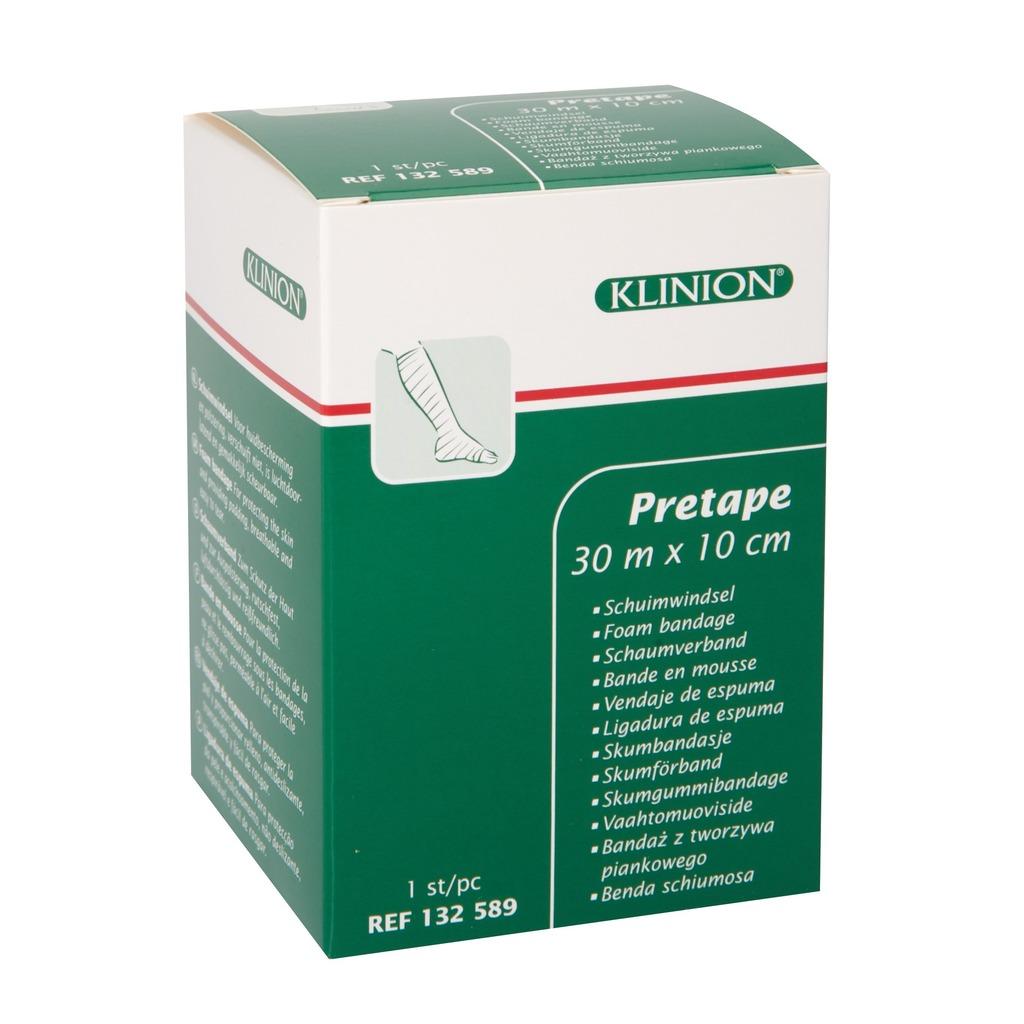 Emballage Pretape