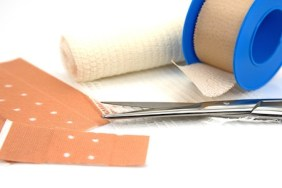 Les outils de changement du pansement