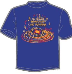 2016 POB T-Shirt Front