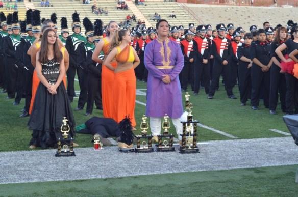 Photo of 2015 NM POB Awards Recpient