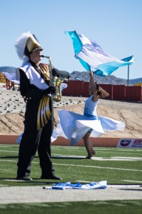 Photo of Cibola band members - Clarissa Anello Photography