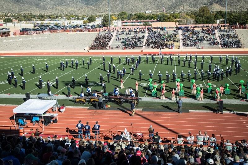 Phot0 of Rio Rancho HS Band