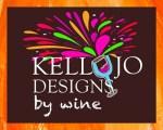 Kelly Jo Designs by Wine Logo