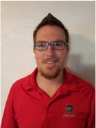 Photo of Phil Perez, band Director at Manzano High School
