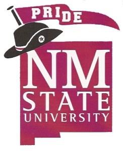 NMSU Pride Marching Band logo