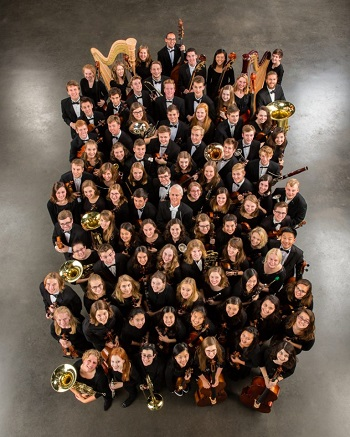 Photo of St. Olaf Orchestra