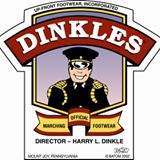 DDINKLES Spirit of Band Award - NM POB