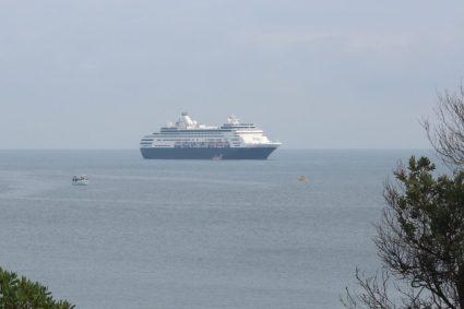 P&O Cruise Ship