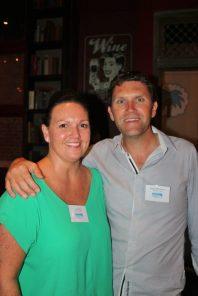 Jo & Dean from Nicholas Lynch Real Estate