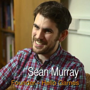 Sean Murray Founder - Hello Games