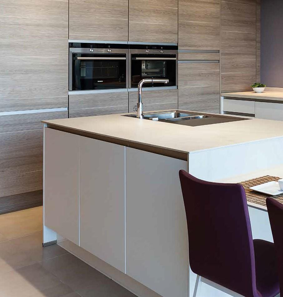 Cocinas modernas Tendencias en diseo de cocinas 2016