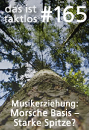taktlos 165: Musikerziehung