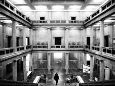 Musikhochschule innen. Foto: Koch