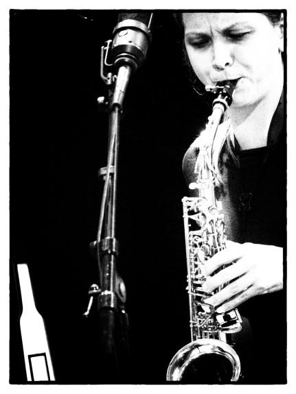 Monika Ciernia. Foto: Juan Martin Koch