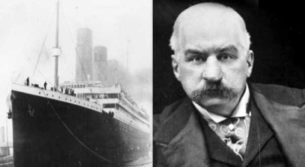 shocking new evidence has emerged that jp morgan carefully orchestrated the sinking of the titanic