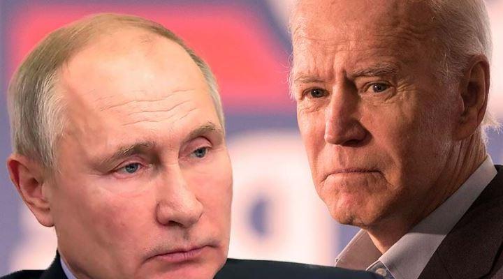 """Байден 5 хв. тому чітко дав зрозуміти Путіну, що Україна йому не світить: """"Наших союзників ми захистимо. Крапка!!!"""""""