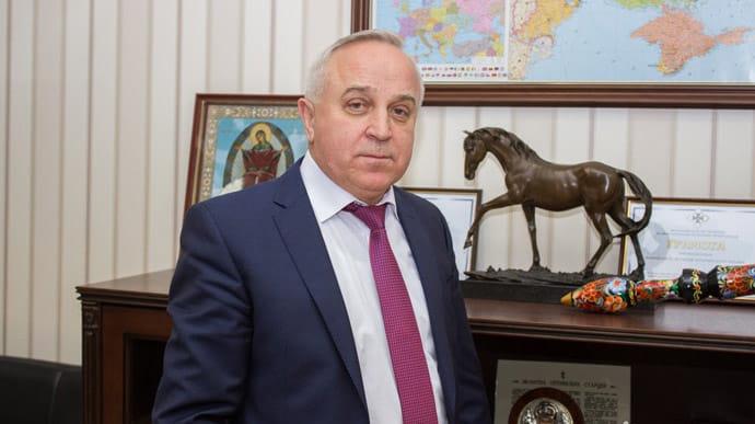 Ярослава Гадзала відсторонили від НААН.