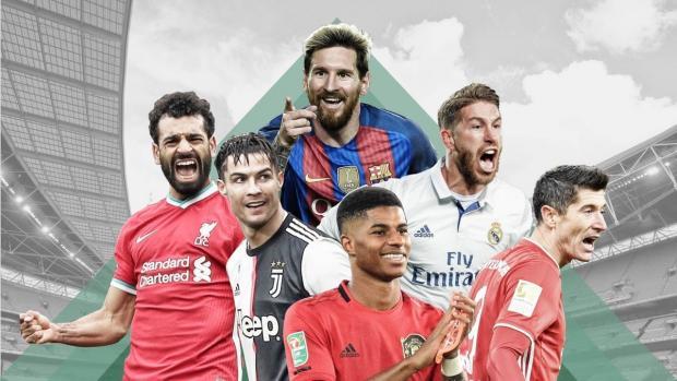 Реформування європейського футболу: Топ-клуби оголосили про створення нового супертурніру, це стало сенсацією