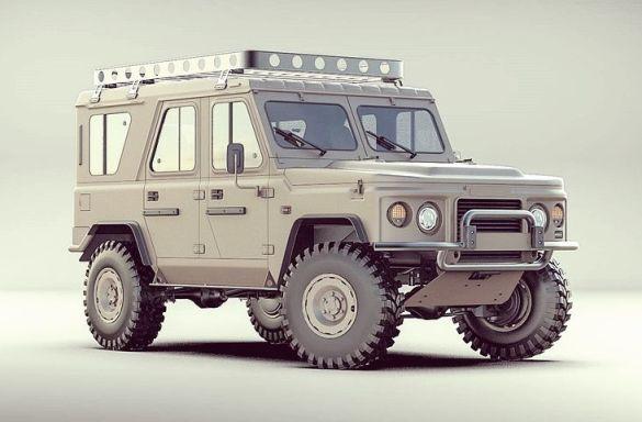 У мережі показали, яким може бути новий позашляховик для української армії: Замінить УАЗ