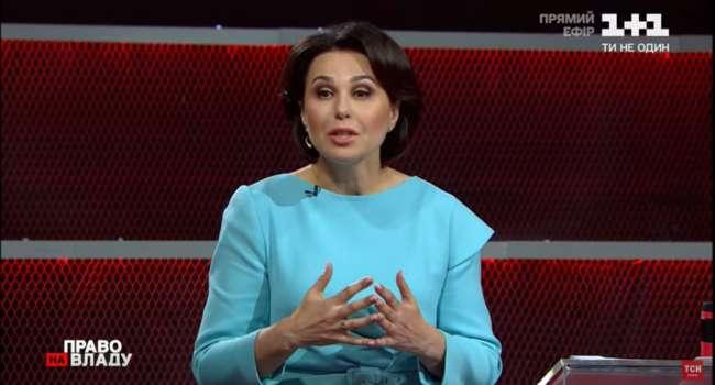 Медушевська: такий гестаповка Ельзи телевізор ще не бачив, куди там тій немічною Скабеевой – дилетантка!