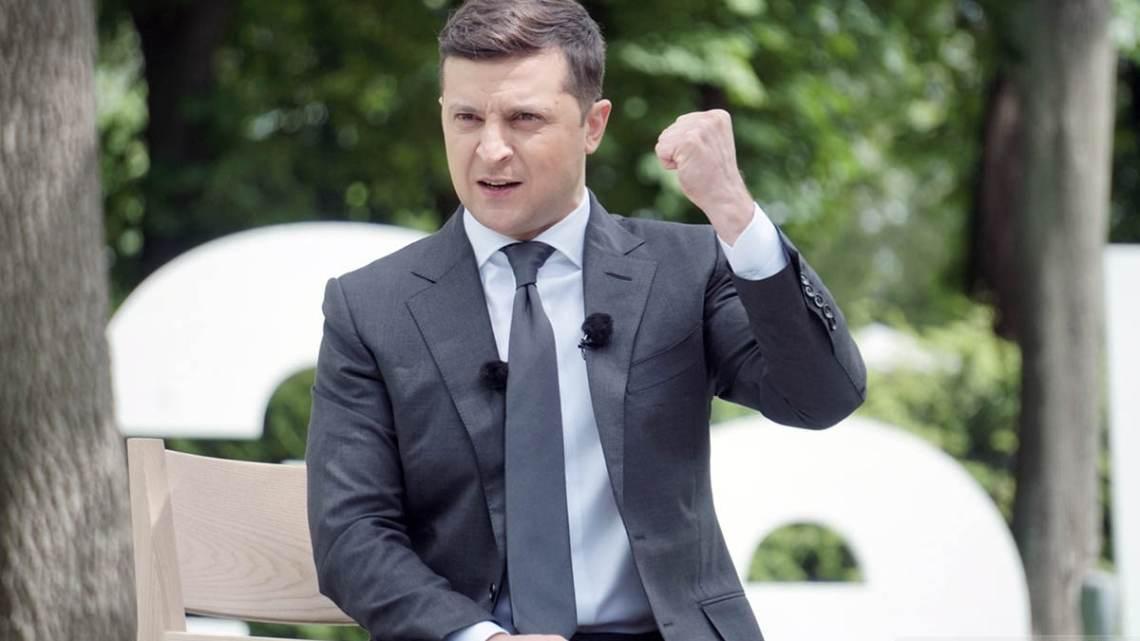 Зеленський заявив про важливість вступу України до НАТО: «Питання треба розв'язати негайно»