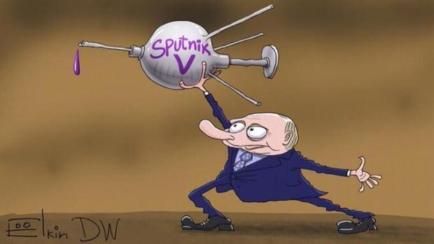 """Росіяни масово купують підроблені COVID-сертифікати щоб не вакцинуватися """"Супутником"""": Вибір між смертельною небезпекою та вірогідною отрутою"""