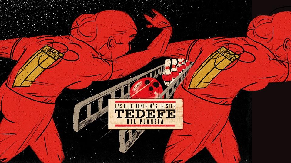 TEDEFE elecciones del deporte federado