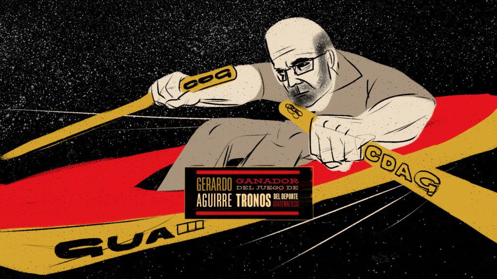El tesoro de Gerardo Aguirre