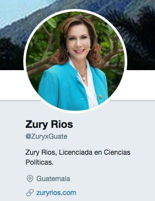 2019-02-17-Mujeres a la presidencia-Twitter Zury Rios