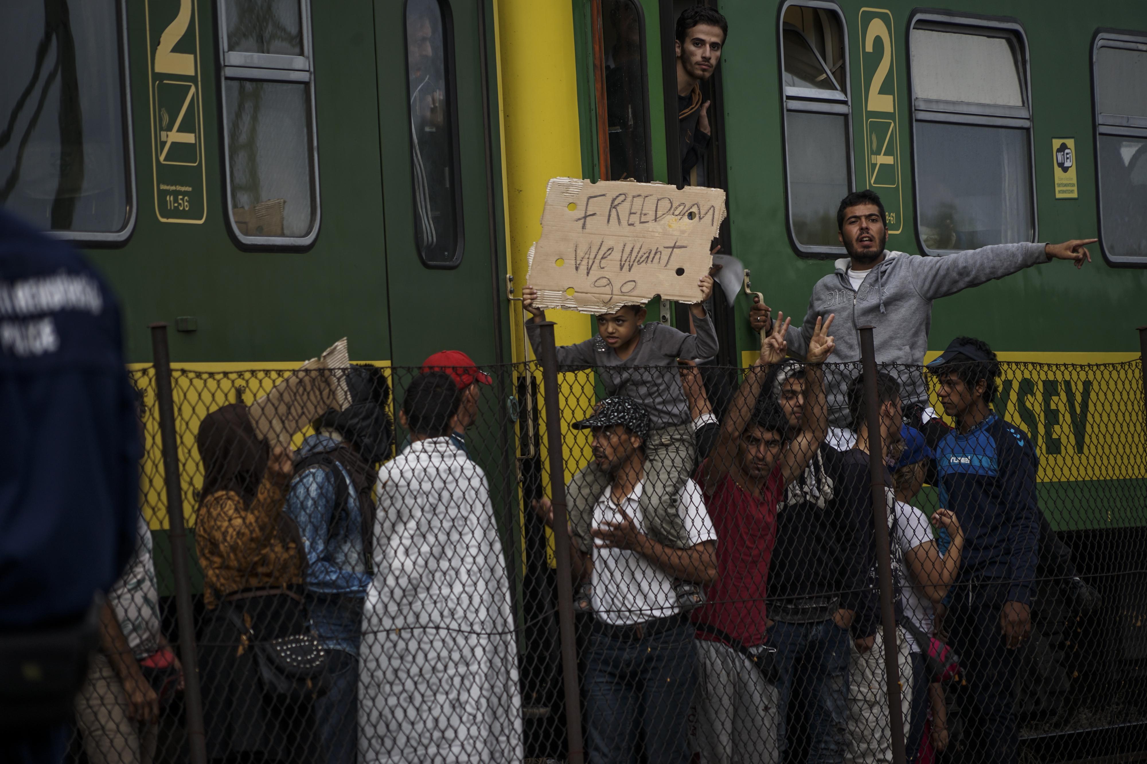 Los refugiados sirios en Guatemala (II parte): Testimonios