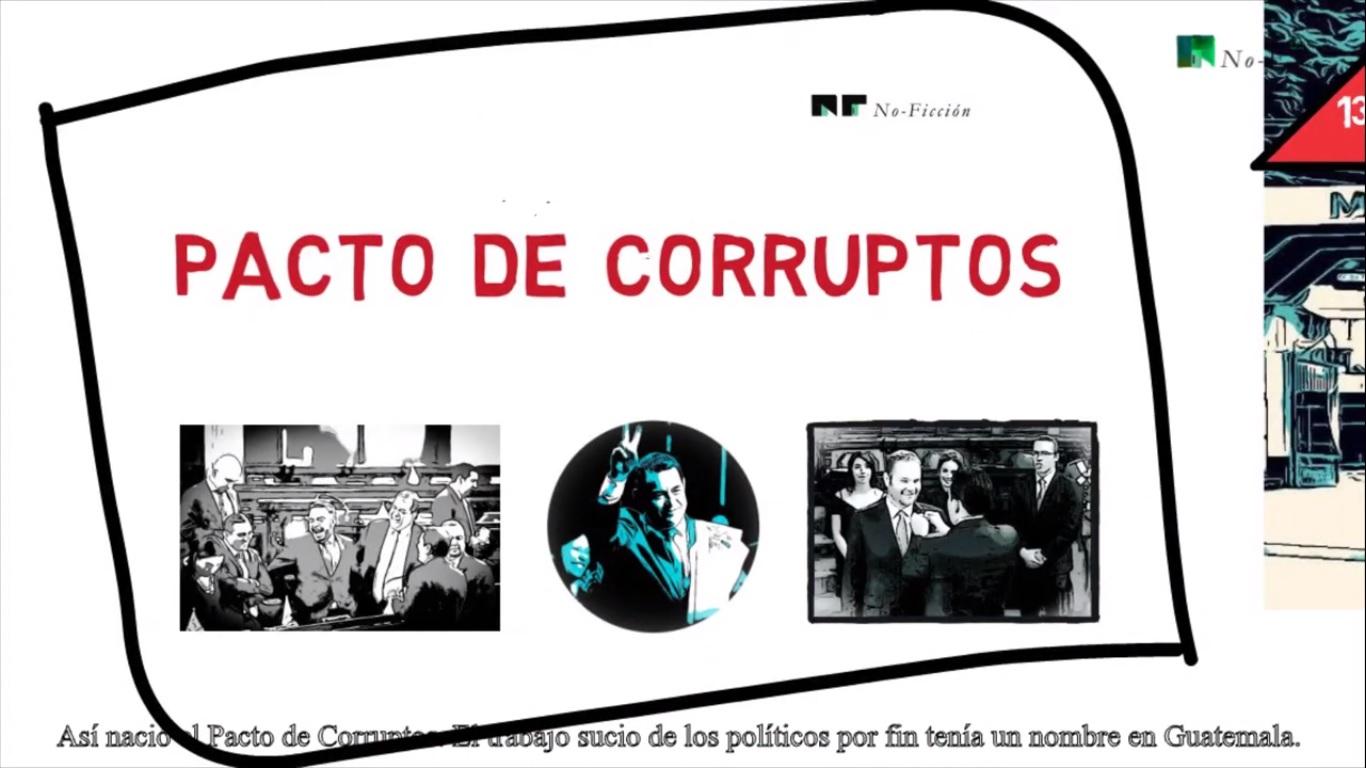 Pacto de Corruptos | DOODLE