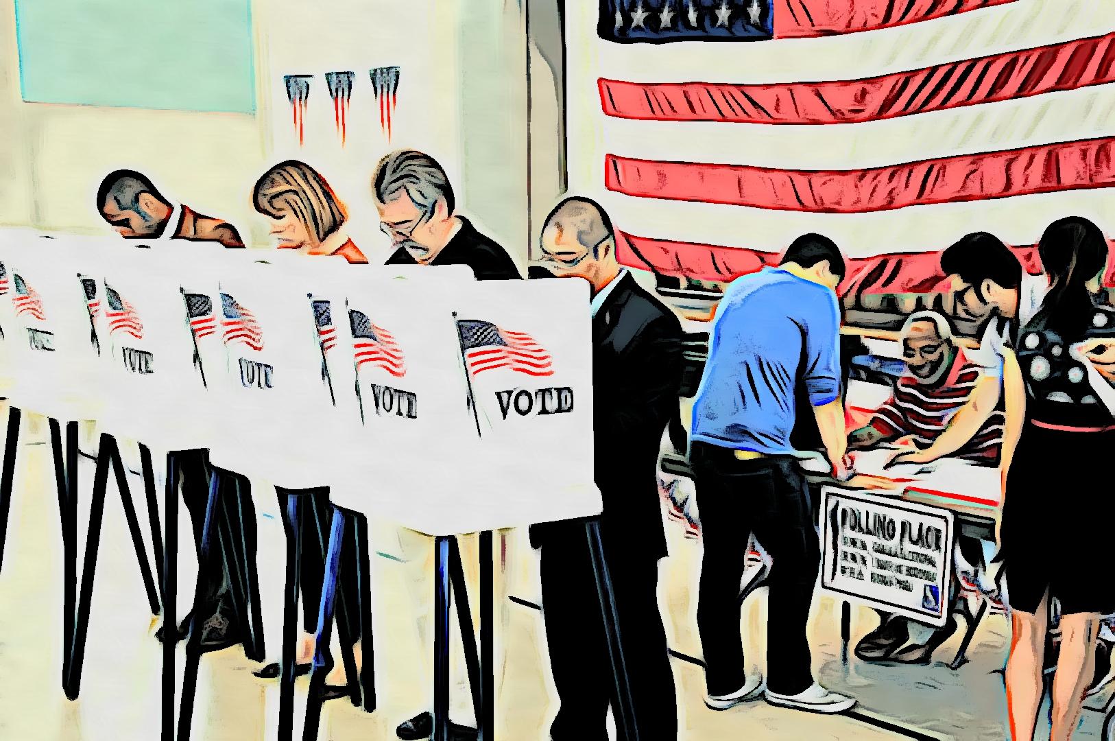 La demografía del voto en Estados Unidos