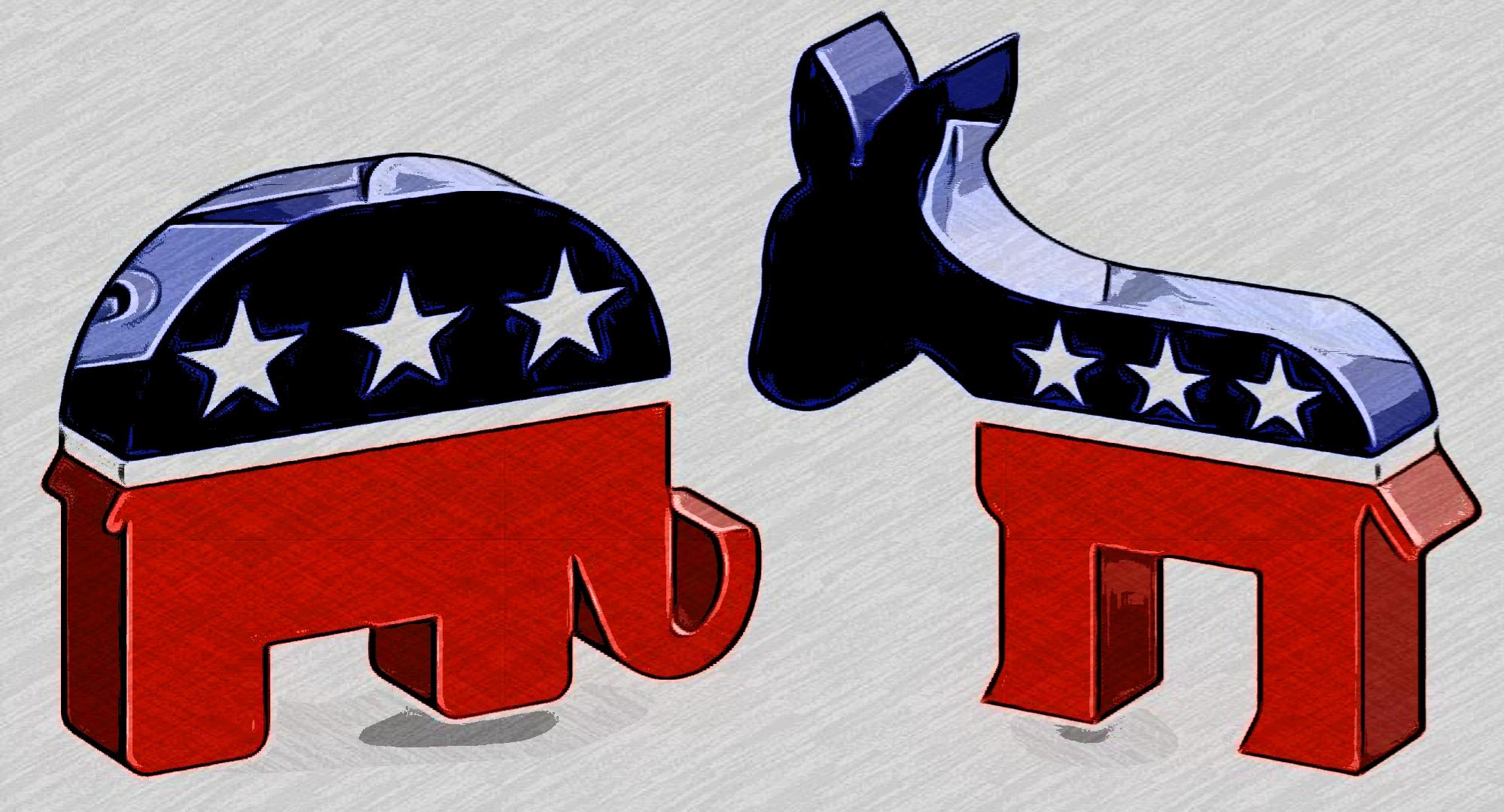 Demócratas y Republicanos, un repaso por su historia