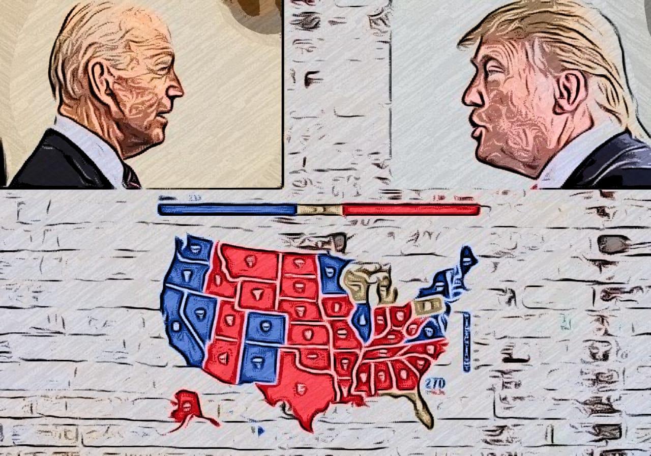 Estados decisivos: elección 2020